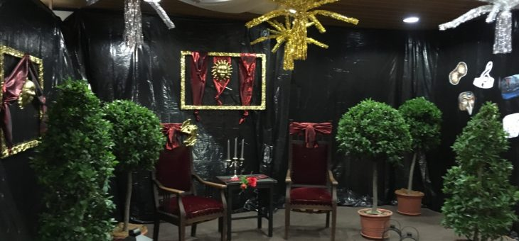 Karneval mit Maskenball Part II voller Erfolg